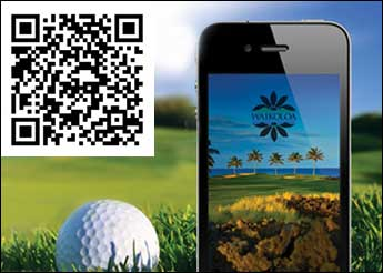 Waikoloa Golf Courses' App