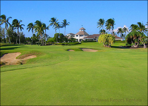 Waikoloa Kings Course 18h hole