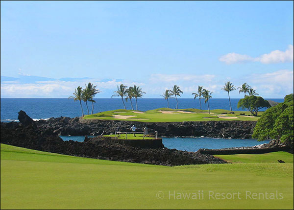 Francis H. I'i Brown North & South Courses